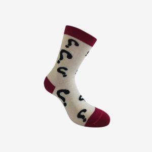 Nina 7 ženska uzorak Iva čarape