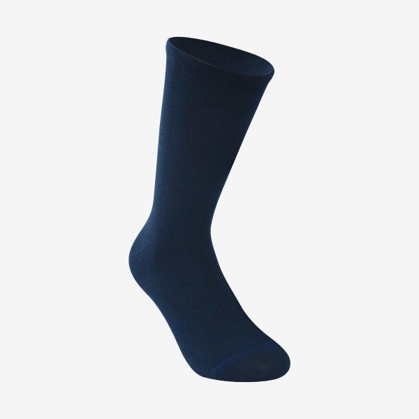 Bamboo muška čarapa tamno plava Iva čarape
