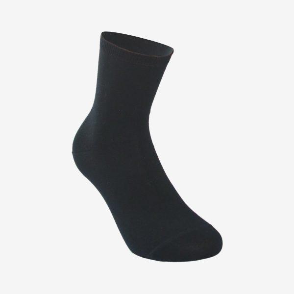 Biovitalis unisex čarapa crna Iva čarape