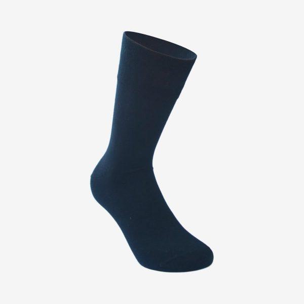 Business muška čarapa tamno plava Iva čarape