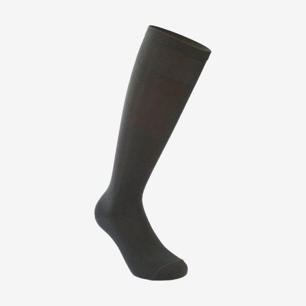 Elegant muška čarapa tamno siva Iva čarape