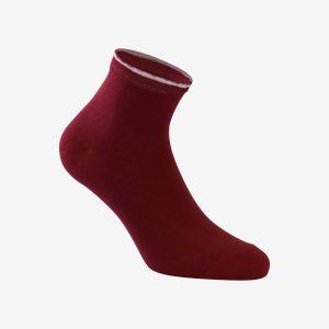 Gulietta ženska čarapa bordo Iva čarape