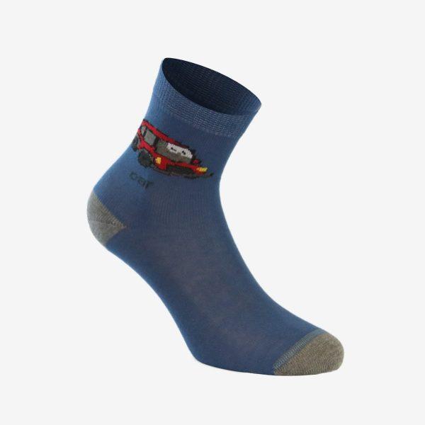 Koko 6 dječja čarapa uzorak Iva čarape