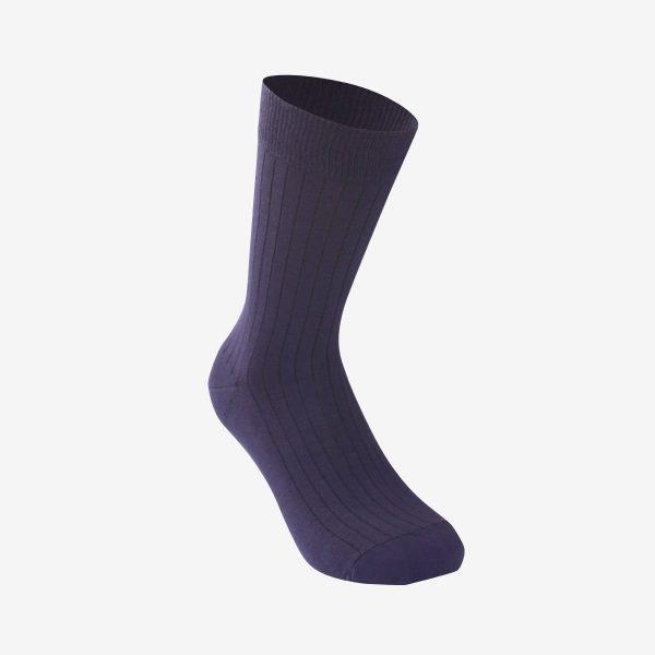 Lana ženska čarapa ljubičasta Iva čarape