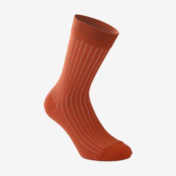 Lana ženska čarapa narančasta Iva čarape