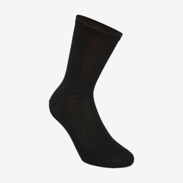 Marin muška čarapa crna