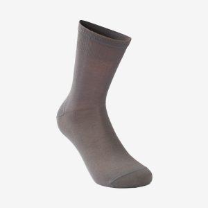 Marin muška čarapa siva