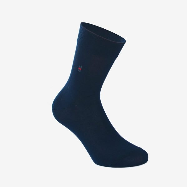 Tin muška čarapa tamno plava