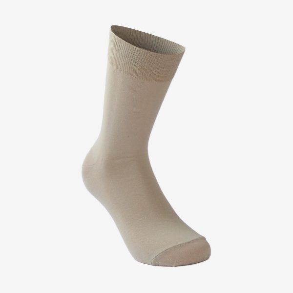 Tomislav muška čarapa bež Iva čarape