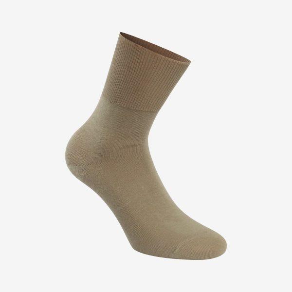 Vitalis unisex čarapa bež Iva čarape