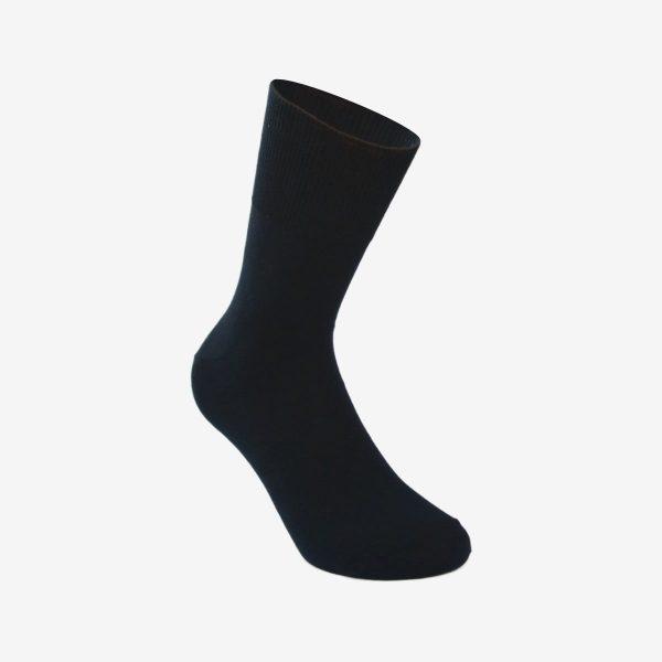 Vitalis unisex čarapa crna Iva čarape